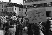 Manifestation contre la pièce Les fées ont soif,... (Photo Paul-HenriTalbot, archives La Presse) - image 2.0
