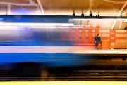 L'édicule de la station Édouard-Montpetit sur l'avenue Vincent-d'Indy... (PHOTO BERNARD BRAULT, LA PRESSE) - image 2.0