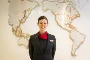 Cindy Landry, agente de bord pour Air Canada... (Photo Ivanoh Demers, La Presse) - image 2.0