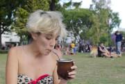 Boire de la yerba maté, de loin la... (Photo Émilie Nault-Simard, collaboration spéciale) - image 3.0