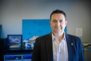 Alain Robichaud,vice-président principal responsable des centres de traitement... (Photo Marco Campanozzi, La Presse) - image 1.0