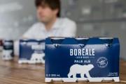 La Boréale Pale Ale Édition Polaire est vendue... (Photo Edouard Plante-Fréchette, Archives La Presse) - image 1.1