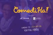 La page d'accueil du site web du ComediHa!... (capture d'écran) - image 2.0