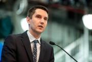 André Fortin, ministre des Transports du Québec... (Photo Hugo-Sébastien Aubert, Archives La Presse) - image 1.0