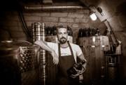 Le propriétaire du restaurant Au Nouveau Monde, Étienne... (Photo fournie par Étienne Charest) - image 1.0