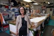 La designer québécoise Carmen Bélanger... (Photo André Pichette, La Presse) - image 11.0