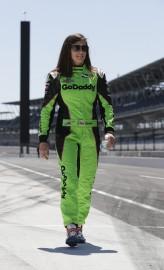 La pilote d'IndyCar Danica Patrick, mardi dernier au... - image 3.0