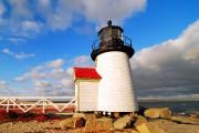 Le minuscule phare situé à Brant Point, à... (Photo Thinkstock) - image 4.0