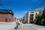 Le quartier Saint-Henri, autour de la rue Notre-Dame,... (Photo Marco Campanozzi, Archives La Presse) - image 3.0