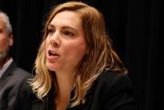 Pascale St-Onge,présidente de la FNC-CSN... (Photo Martin Chamberland, archives La Presse) - image 1.0