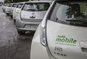 Une voiture électrique Auto-mobile, de Communauto. Photo Olivier... - image 6.0