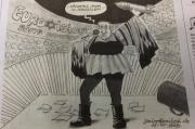 La caricature controversée publiée dans le Süddeutsche Zeitung.... (TWITTER) - image 2.0
