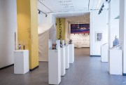 Vue de l'exposition présentée à La Guilde dans... (Photo OlivierPontBriand, La Presse) - image 2.0