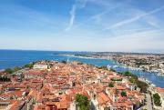 La vieille ville de Zadar est construite sur... - image 2.0