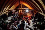 Tout le monde est au BBQ Camp de... (Photo Hugo-Sébastien Aubert, La Presse) - image 2.0
