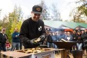 Interprétation très libre de la recette d'huîtres Rockefeller,... (Photo Hugo-Sébastien Aubert, La Presse) - image 5.0