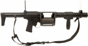 Conçu en 1977, l'Anti Riot Weapon Enfield37 (ARWEN... - image 1.0