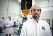 Guennadi Kroupnik,directeur de projets d'utilisation de l'espace, responsable... (Photo David Boily, La Presse) - image 1.1