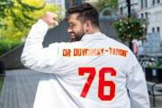 Laurent Duvernay-Tardif aimerait ajouter les lettres MD à... (Photo Vincent Ethier, fournie par Laurent Duvernay-Tardif) - image 1.0