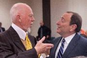 Don Cherry et Gary Bettman.... (PC) - image 2.0