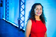 Anita Sengupta, vice-présidente principale, systèmes d'ingénierie, de Virgin... (Photo Marco Campanozzi, La Presse) - image 1.0