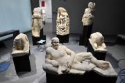Quelques sculptures que l'on peut admirer au musée... (Photo AFP) - image 2.0