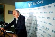 Le vice-président du Bloc québécois, Gilbert Paquette, Gilbert... (PHOTO ANDRÉ PICHETTE, LA PRESSE) - image 2.0