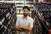 Pierre-Luc Gagnon, alias «Bière-Luc», est responsable de la... (Photo Martin Chamberland, La Presse) - image 3.0