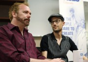Charlie Craig et Dave Mullins.... (AP) - image 3.0