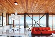 La maison comporte un plafond et un mur... (Photo Alexandre Guilbeault, fournie par Équipe Guillaume L'Écuyer) - image 2.0
