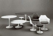 Des tables et chaises Tulip... (Photo fournie par le fabricant de la collection Pedestal) - image 1.0