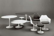 Des tables et chaisesTulip... (Photo fournie par le fabricant de la collection Pedestal) - image 1.0