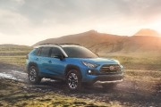 Le RAV4 2019. Photo Toyota... - image 3.0