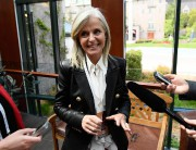Isabelle Hudon, coprésidente du conseil consultatif sur l'égalité... (PC) - image 2.0