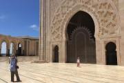 La mosquée Hassan II, à Casablanca... (Photo SophieLachance, collaboration spéciale) - image 2.0
