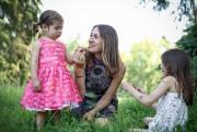 France Landry et son conjoint ont deux fillettes... (PhotoAnna Rok, fournie par France Landry) - image 3.0