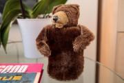 «Cette marionnette à gaine est un jouet que... (Photo Hugo-Sébastien Aubert, La Presse) - image 1.0