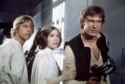 Mark Hamill, Carrie Fisher et Harrison Ford dansStar... (Photo fournie par la production) - image 1.0
