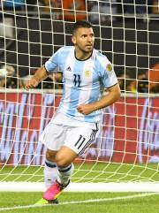 Sergio Aguero... (Photo Mike DiNovo, archives USA Today Sports) - image 1.0