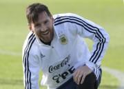 Lionel Messi... (PHOTO JUAN MABROMATA, AGENCE FRANCE-PRESSE) - image 3.0