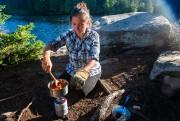 Pour cuisiner à l'aide d'un réchaud, plusieurs options... (photo fournie par Canot-camping La Vérendrye) - image 4.0
