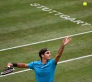 Roger Federer... (Photo Marijan Murat, AFP) - image 2.0