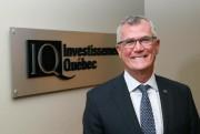 Pierre Gabriel Côté, président-directeur général d'Investissement Québec... (Photo Robert Skinner, Archives La Presse) - image 1.0