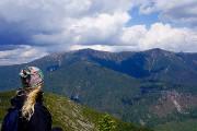 Vue des White Mountains depuis la boucle de... (Photo Audrey Ruel-Manseau, La Presse) - image 3.0
