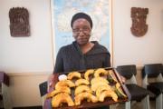 L'alimentation de Mariam Diop a beaucoup changé depuis... (Photo Ivanoh Demers, La Presse) - image 3.0