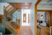 L'escalier a été démonté, restauré puis remonté avec... (Photo David Boily, La Presse) - image 3.0