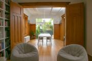 L'ouverture entre le salon et la salle à... (Photo David Boily, La Presse) - image 4.0