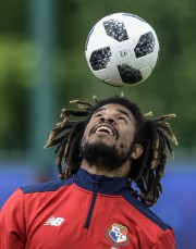Roman Torres... (Photo Juan Barreto, AFP) - image 2.0