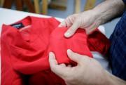 Vous avez l'impression que les vêtements... (Photo Alain Roberge, La Presse) - image 2.0
