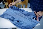 Cette chemise arbore plusieurs détails de confection intéressants... (Photo Alain Roberge, La Presse) - image 5.0